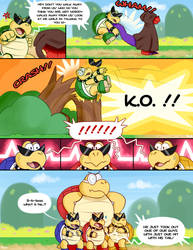 Super Hooktail: Chapter 0 Page 3
