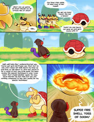 Super Hooktail: Chapter 0 Page 4 by KumariKat