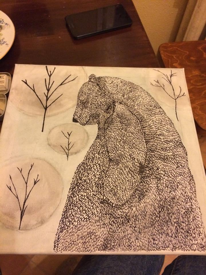 bear by minddontlisteninme