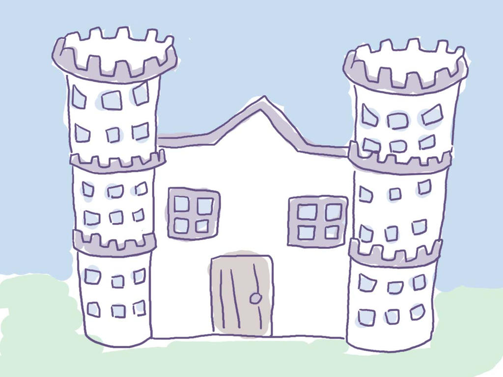 white castle designkchan13 on deviantart