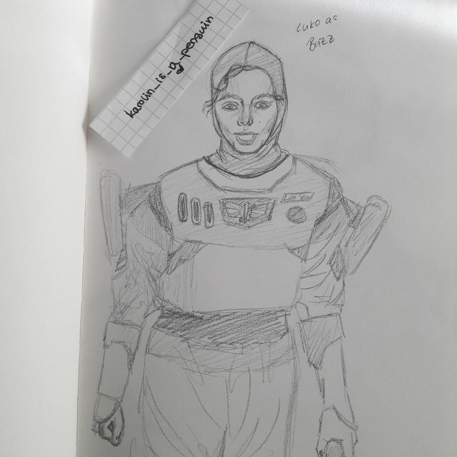 Luke Hemmings as buzz by KlaroKaroSmily