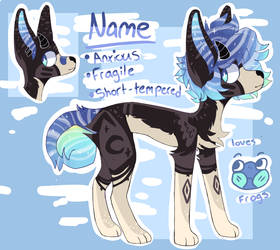 Fragile Boy Adopt CLOSED by SapphireZone