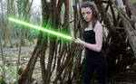 The Force is with Arya Stark