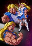 Alice in Muscleland