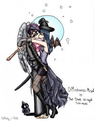 0-Mistress_Misa-0 aviart color by hellsing0ace
