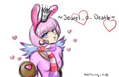 Jewel o death avi art by hellsing0ace