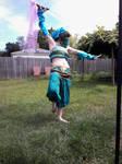 Legend of zelda: botw costume test