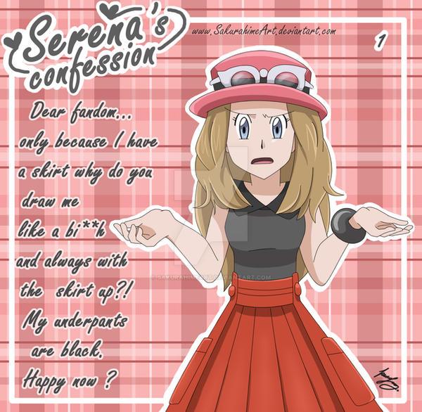 ec417fb12499 Serena s confession by SakurahimeArt on DeviantArt