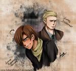 Lovino and Ludwig
