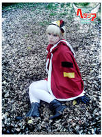 Xmas Nyotalia fem!Germany by SakurahimeArt