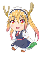 Tohru by Mauludeanx