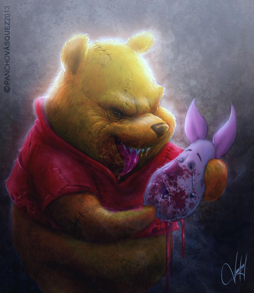 Winnie by Panchusfenix