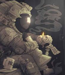 spaceman by Panchusfenix
