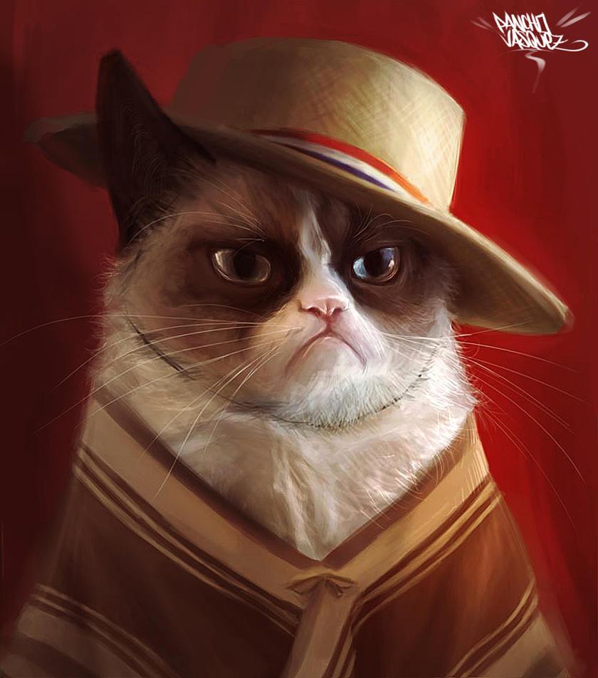 chilean cat by Panchusfenix