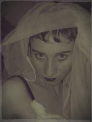 18 year old bride by RBloem