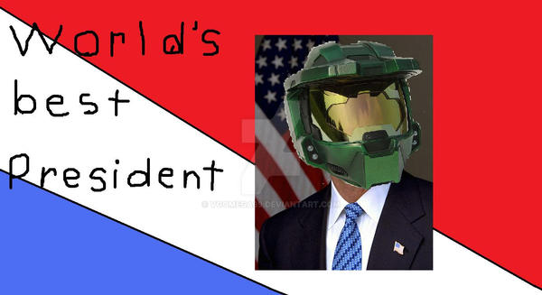 Cheif for President by vgomega69