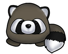 Mapache PNG by mituesposito