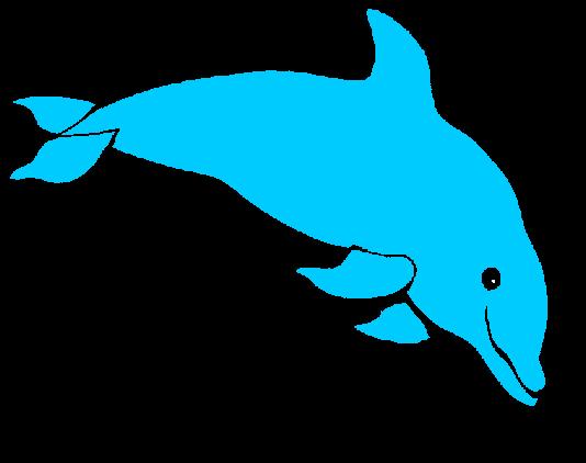 Dibujos Infantiles De Delfines A Color: Delfin Png