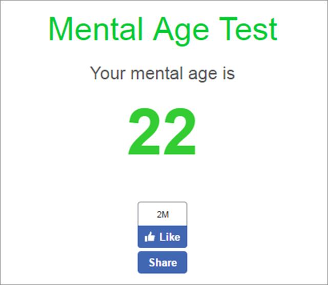 mental age test by moonofheaven1 on deviantart