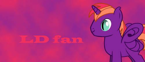 LD fan button (remake) by moonofheaven1