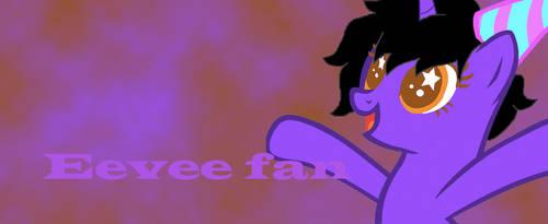 Eevee fan button by moonofheaven1