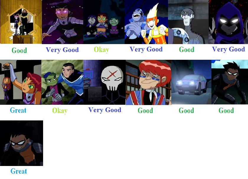 Teen Titans Saison 1 Streaming Streaming Series