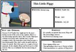 Mehpisodes: This Little Piggy