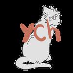 [YCH] Feline Journal Doll by KittyPawSteps