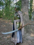 Lord Of the Rings 2nd Age Elven Armor