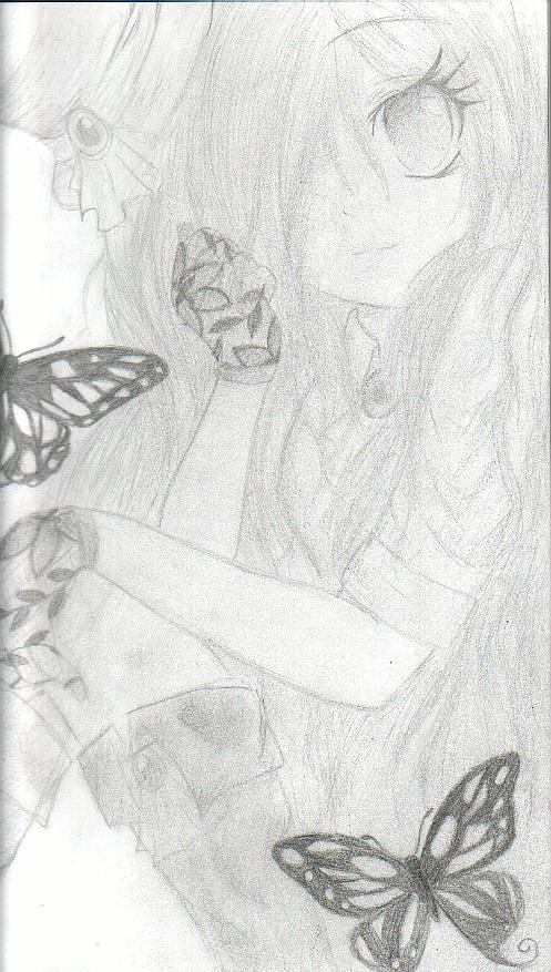 Butterflies by CaraHikari