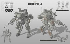 THEROPODA by HYDROGEARS