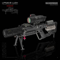 LUCH (long range mode) by HYDROGEARS