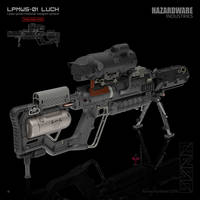 LUCH (long range mode back) by HYDROGEARS