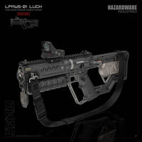 LUCH (assault mode) by HYDROGEARS