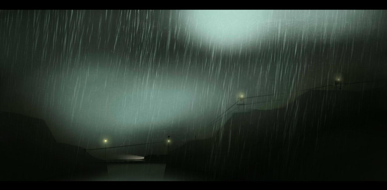 rain by GaudiBuendia