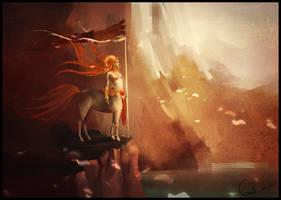 Centaur by GaudiBuendia
