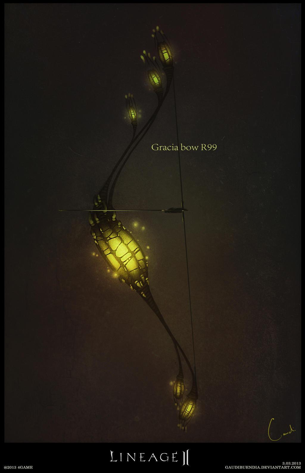 Concept Art Magic Bow