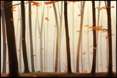 Autumn by GaudiBuendia