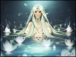 Siren, the spirit of water