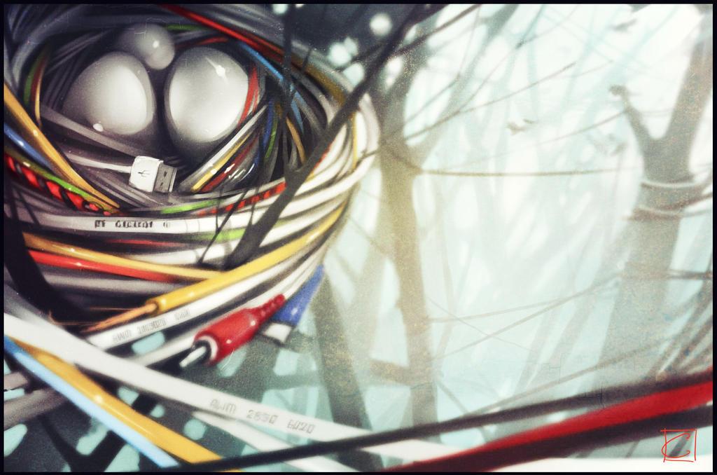 nest by GaudiBuendia