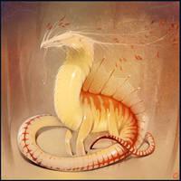 Autumn Dragon by GaudiBuendia