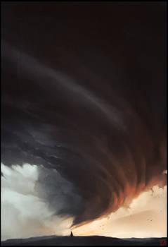 Clouds caster