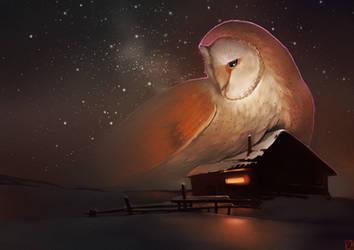 Sweet dreams by GaudiBuendia