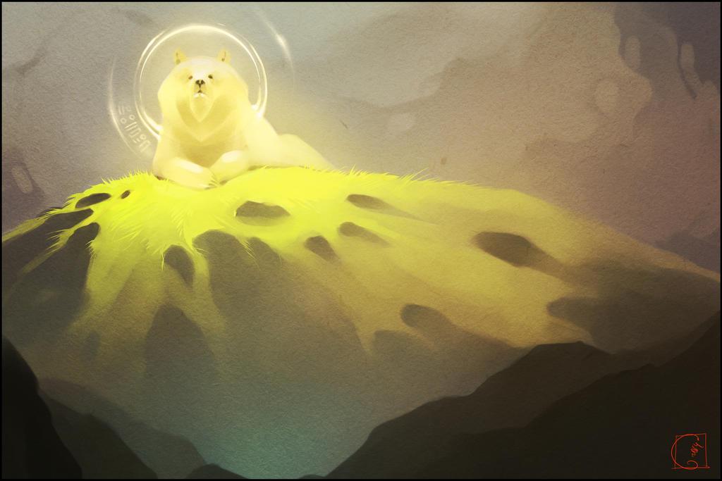 SUN King by GaudiBuendia