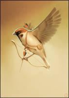 sparrow archer by GaudiBuendia