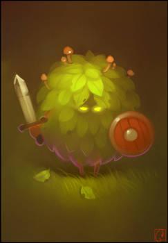 Leaf warrior
