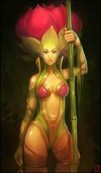 swamp  queen