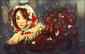 Winter by GaudiBuendia