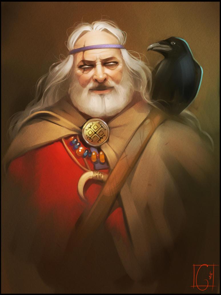 Viking by GaudiBuendia