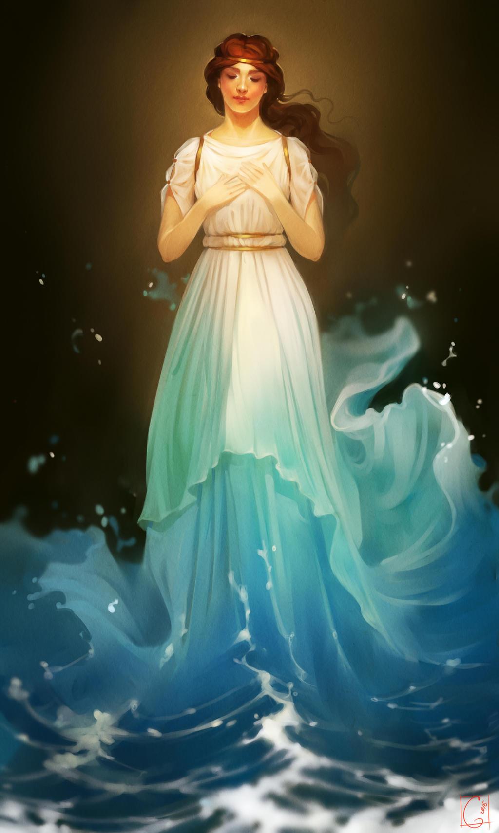 Arte Griechische Mythologie